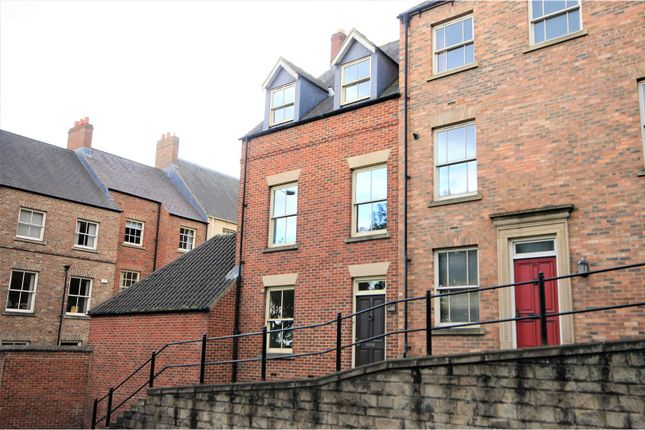 Thumbnail Town house for sale in Highgate, Durham