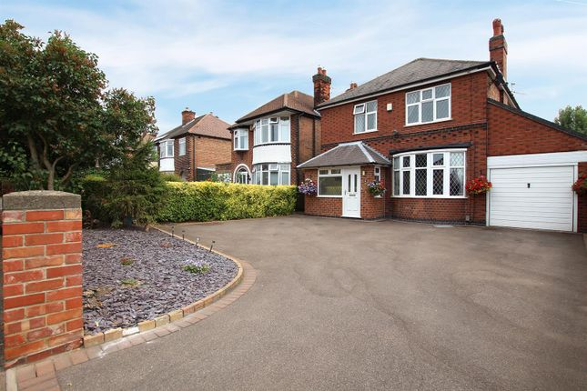 Thumbnail Detached house for sale in Middledale Road, Carlton, Nottingham
