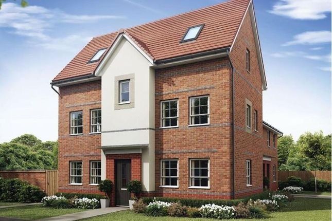 "Thumbnail Detached house for sale in ""Hesketh"" at Watling Street, Little Brickhill, Milton Keynes"