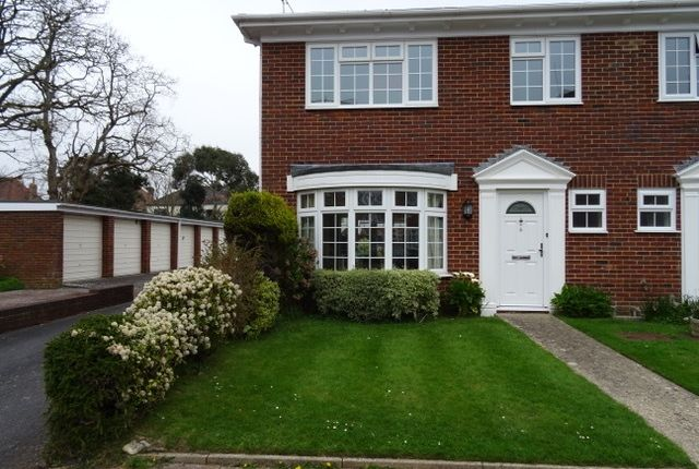 Thumbnail Semi-detached house to rent in Langham Gardens, Worthing