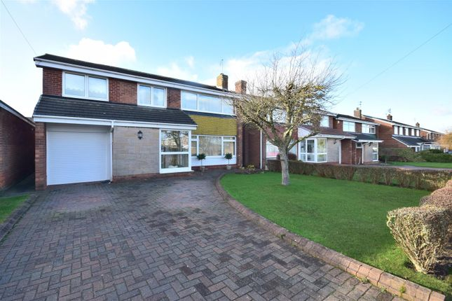 Thumbnail Detached house for sale in Longmeadows, East Herrrington, Sunderland