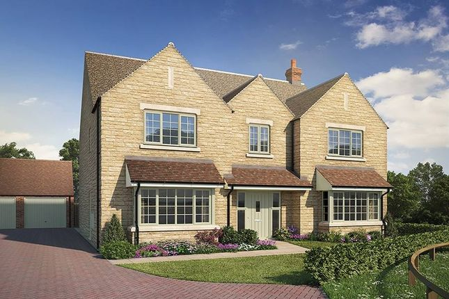 "Thumbnail Detached house for sale in ""The Hadleigh"" at Todenham Road, Moreton-In-Marsh"