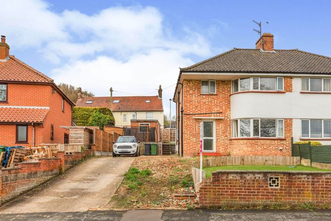 3 bed semi-detached house for sale in Links Avenue, Cromer NR27