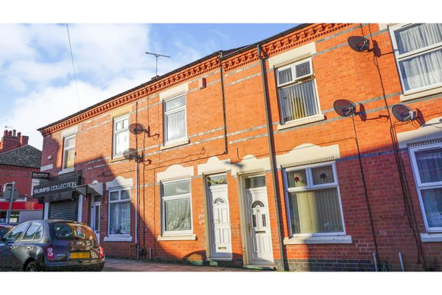 3 bed terraced house for sale in Bonsall Street, Leicester LE5