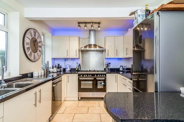 Kitchen of Dimbles Hill, Off Curborough Road, Lichfield, Staffordshire WS13