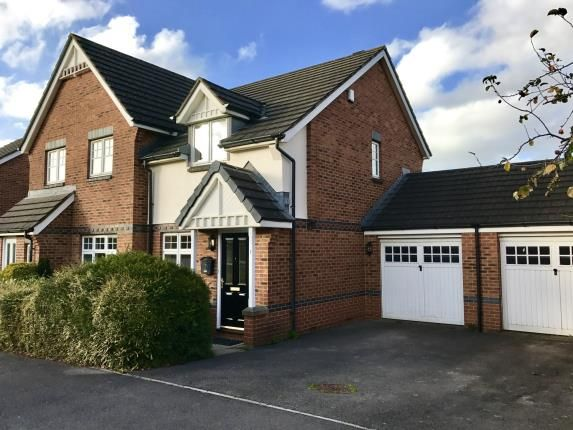 Thumbnail Semi-detached house for sale in Cave Grove, Emersons Green, Bristol, Gloucestershire