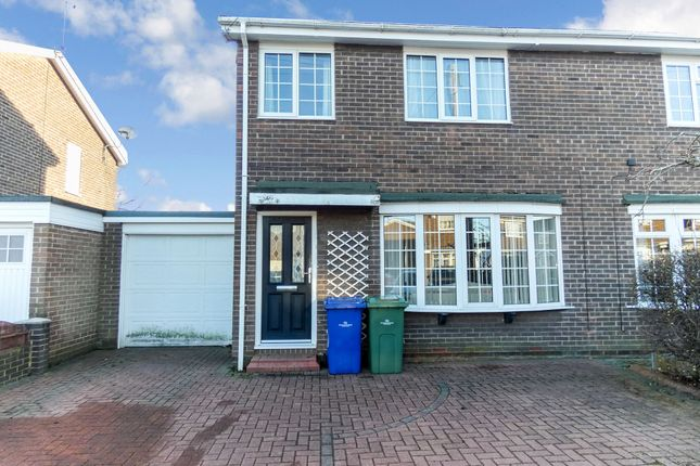 3 bed semi-detached house for sale in Chester Grove, Blyth NE24