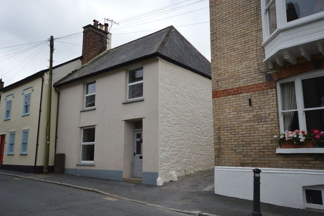 3 bed terraced house to rent in Ford Street, Moretonhampstead, Newton Abbot TQ13