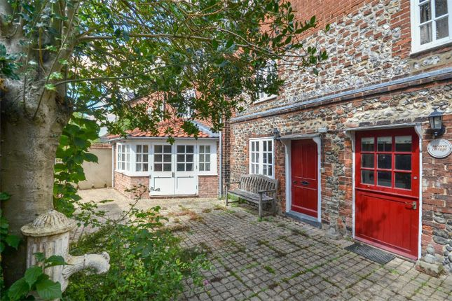 Thumbnail Terraced house for sale in Whalebone Yard, Wells-Next-The-Sea