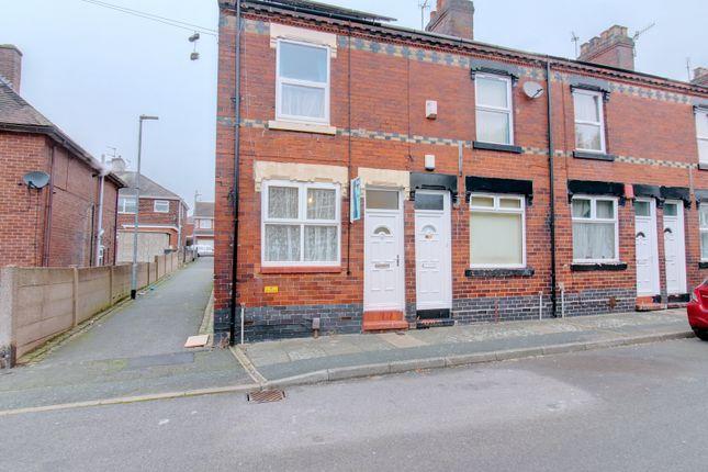 Front of Mulgrave Street, Cobridge, Stoke-On-Trent ST1