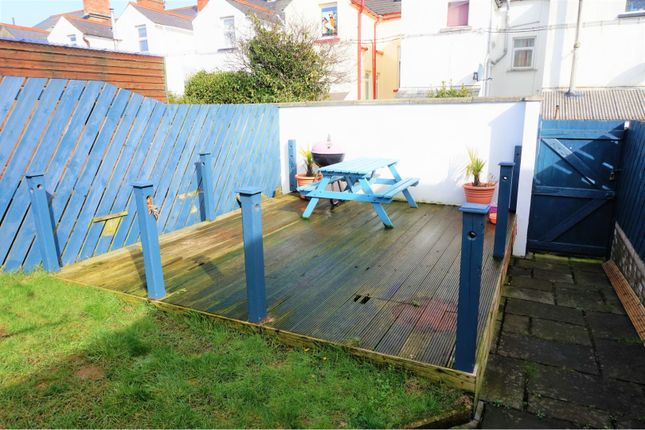 Rear Garden of Edward Road, Whitehead BT38