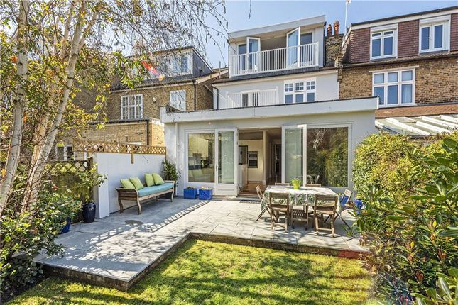Thumbnail Property for sale in Ferry Road, Barnes, London