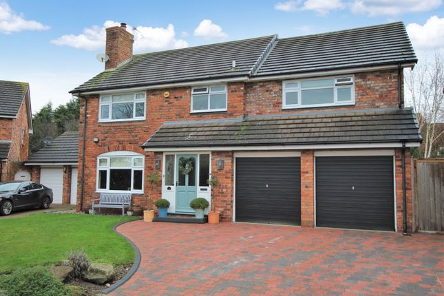 4 bed detached house for sale in Egerton Moss, Ashley, Altrincham WA15