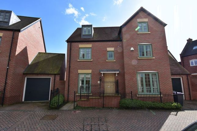 Thumbnail Detached house for sale in 2 Ashwicke Road, Lawley, Telford