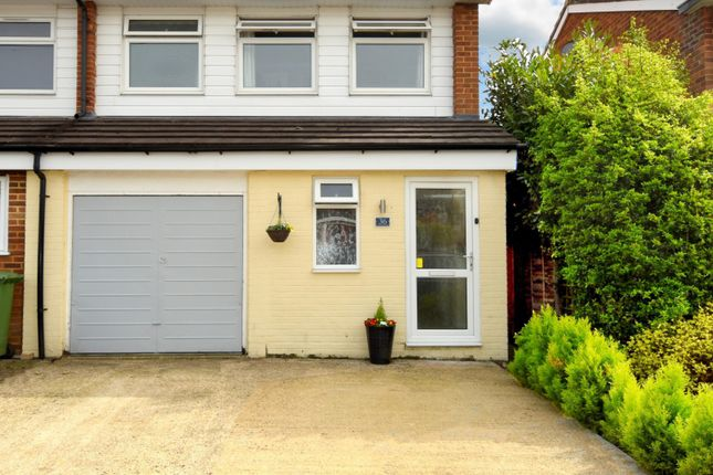 Thumbnail End terrace house for sale in Willowmead Square, Marlow