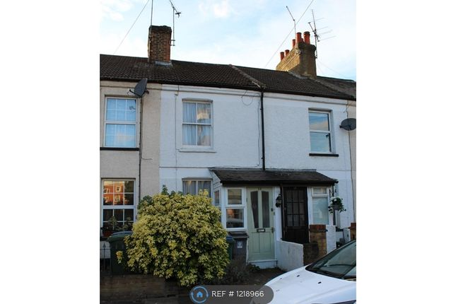2 bed terraced house to rent in Nascot Street, Watford WD17