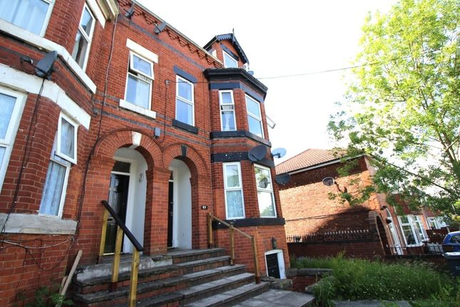 Thumbnail Flat to rent in Station Road, Crumpsall, Manchester