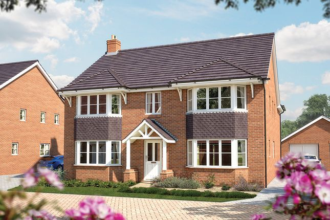 """Thumbnail Detached house for sale in """"The Ascot"""" at Ongar"""