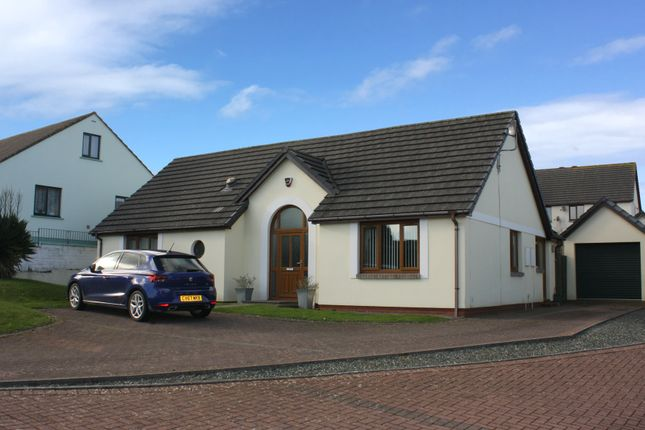 Thumbnail Detached bungalow for sale in Coram Drive, Neyland, Milford Haven