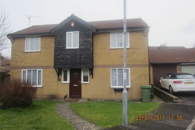 Thumbnail Detached house to rent in Sanctuary Court, Cardiff