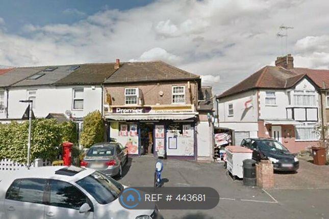 Thumbnail Flat to rent in Bedfont Lane, Feltham