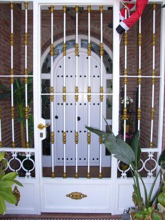 Entrance of Spain, Málaga, Nerja