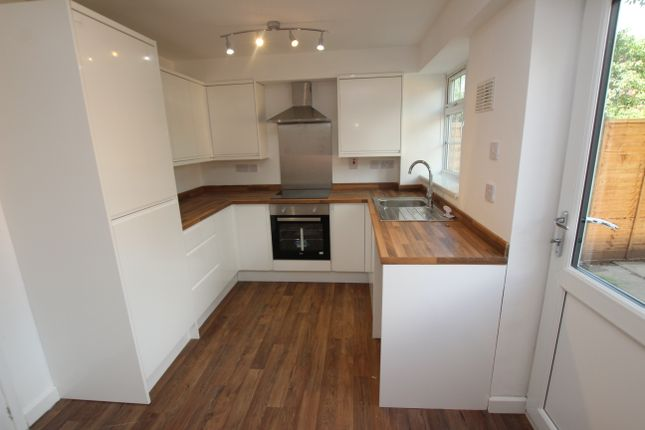 Thumbnail Terraced house to rent in Macmillan Close, Mapperley, Nottingham