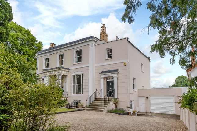 Thumbnail Semi-detached house for sale in Tivoli Road, Cheltenham, Gloucestershire