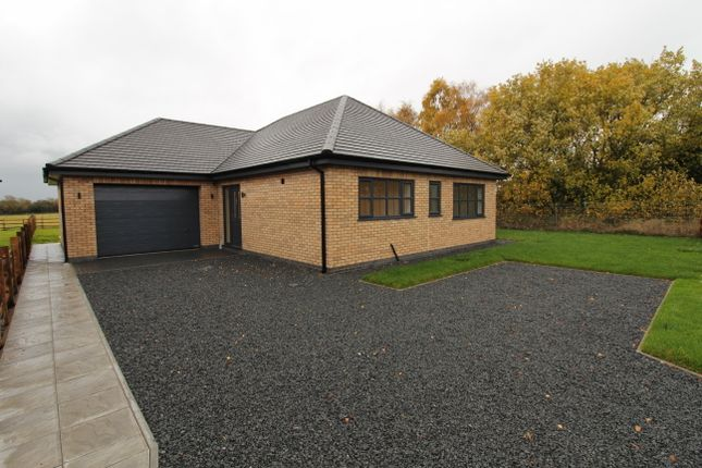 Thumbnail Detached bungalow for sale in The Raynor, Heynings Court, Knaith Park