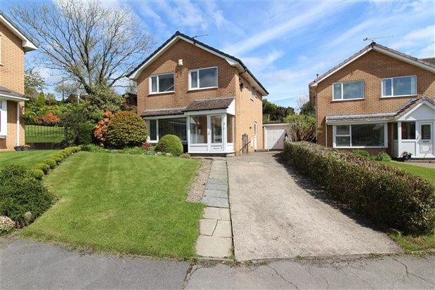Thumbnail Property for sale in Queensdale Close, Preston