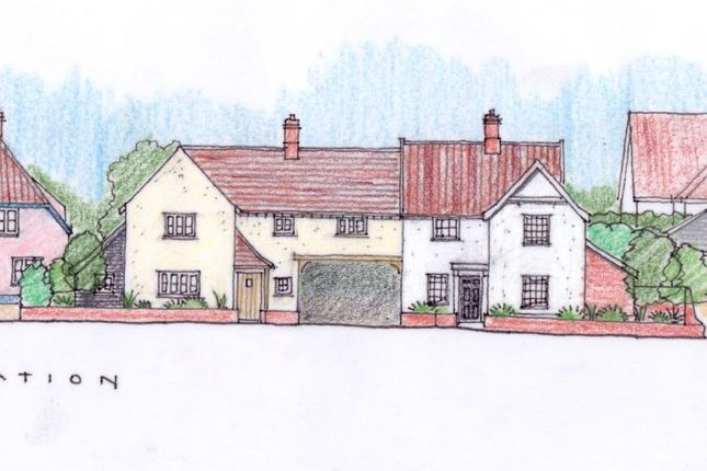 Thumbnail Link-detached house for sale in Egremont Street, Glemsford, Sudbury