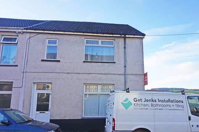 4 bed end terrace house for sale in Mary Street, Treharris CF46