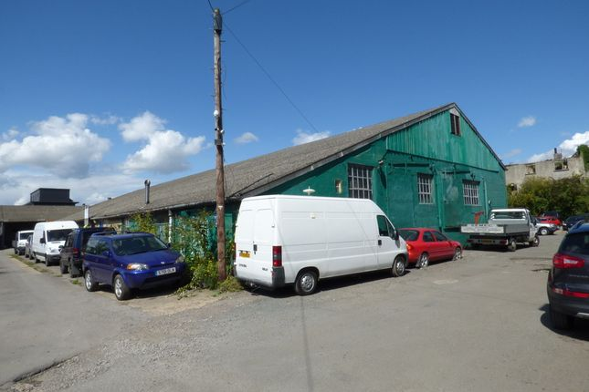 Thumbnail Light industrial for sale in Lower Road, Northfleet, Gravesend