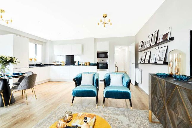 """1 bed flat for sale in """"Plot 308 - The Tower"""" at Lakeside Drive, Park Royal, London NW10"""