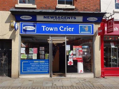 Thumbnail Retail premises for sale in Leek, Staffordshire
