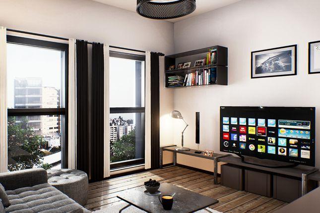 1 bed duplex for sale in 65 Duke Street, Liverpool