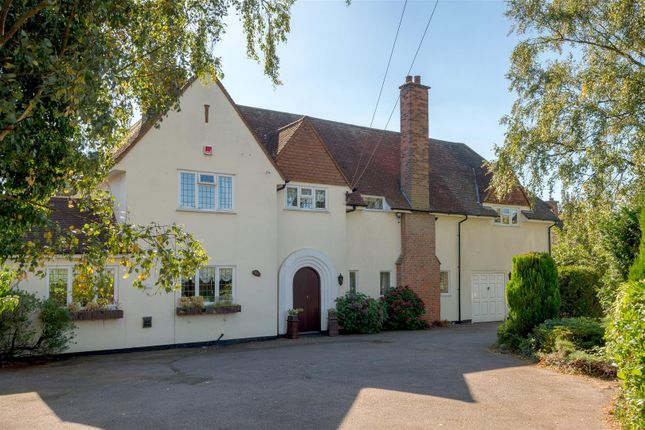Thumbnail Detached house for sale in Station Road, Cropston, Leicester