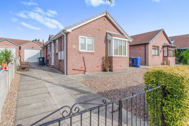 2 bed detached bungalow for sale in Forresters Close, Norton, Doncaster DN6