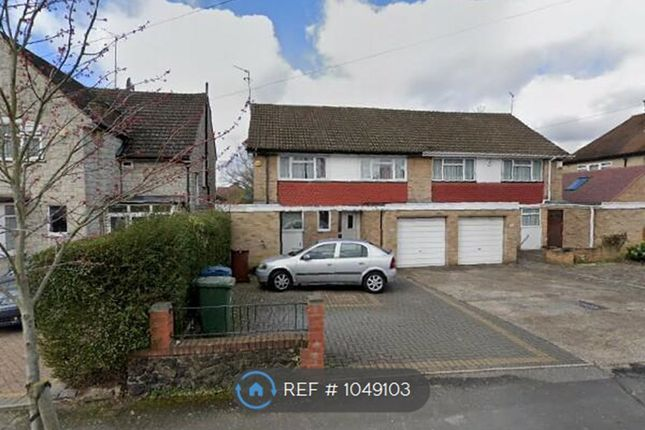 3 bed semi-detached house to rent in Pinner View, Harrow HA1