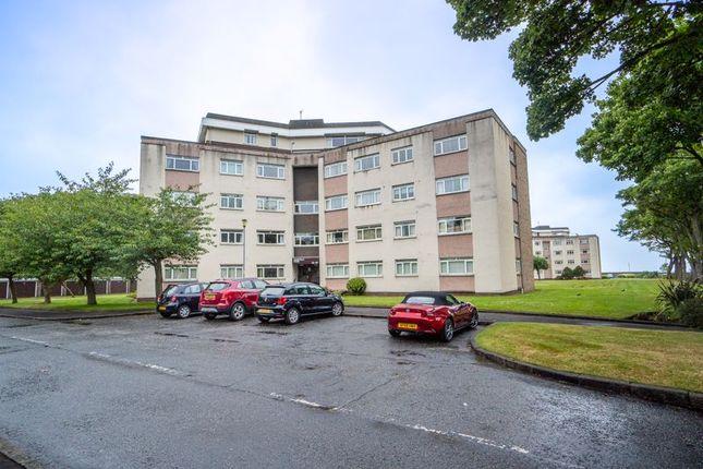 Thumbnail Flat for sale in The Penthouse, 49 Fairfield Park, Ayr