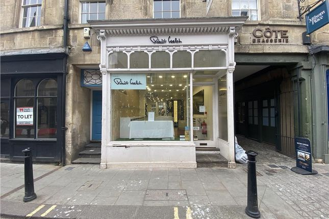 Thumbnail Retail premises to let in 6 Broad Street, Bath, Bath And North East Somerset