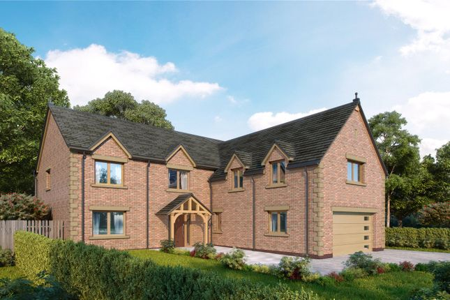 Thumbnail Detached house for sale in Wetheral Pasture, Carlisle, Cumbria