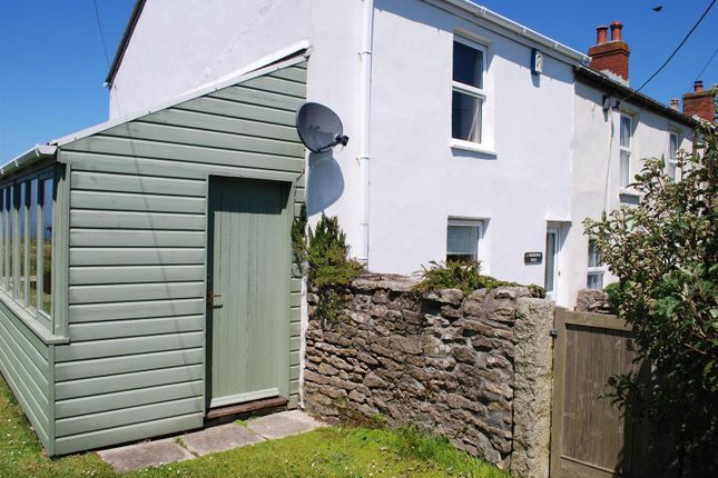 Thumbnail End terrace house for sale in Portherras Cross, Pendeen, Penzance