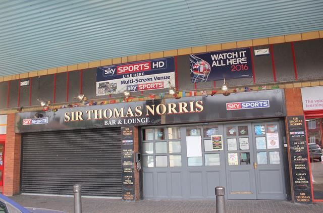 Thumbnail Pub/bar to let in Sir Thomas Norris Public House, Unit 4, Broad Lane Precinct, Norris Green, Liverpool