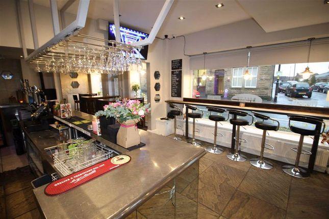 Bar Area of Berry Lane, Longridge, Preston PR3