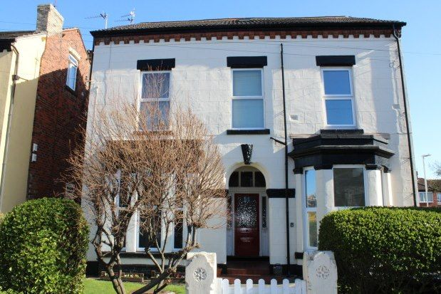 Thumbnail Flat to rent in 53 Rossett Road, Liverpool