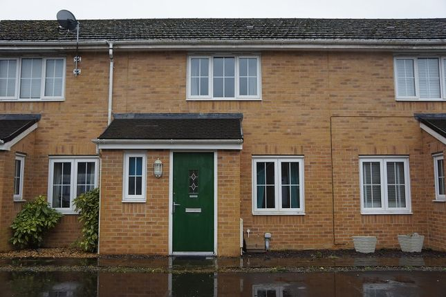 Thumbnail Terraced house to rent in Llys Cambrian, Godrergraig, Swansea, City And County Of Swansea.