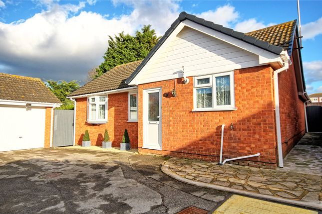 Thumbnail Bungalow for sale in Lenham Way, Pitsea, Essex
