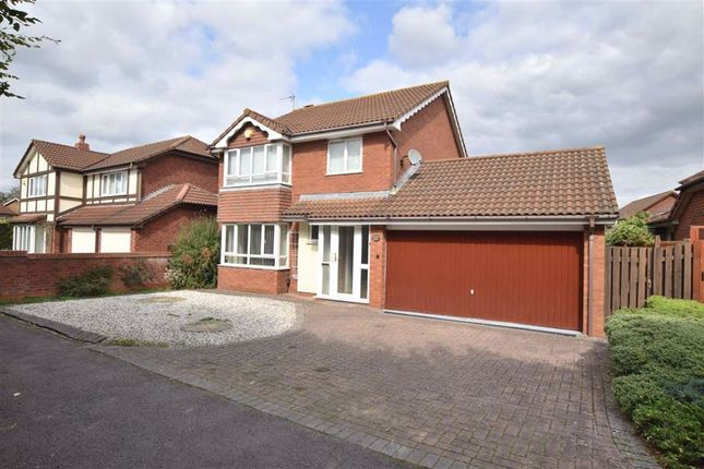 Thumbnail Detached house for sale in Quail Close, Barnwood, Gloucester