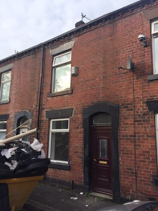 Thumbnail Terraced house to rent in Trinity Street, Oldham